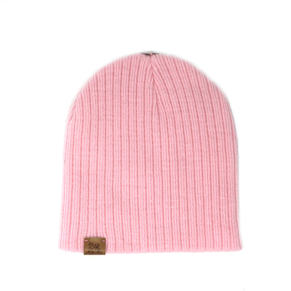 performance sportswear online store half off Create Your Own Winter Pompom Beanie Hat - Pink - MolliMoo
